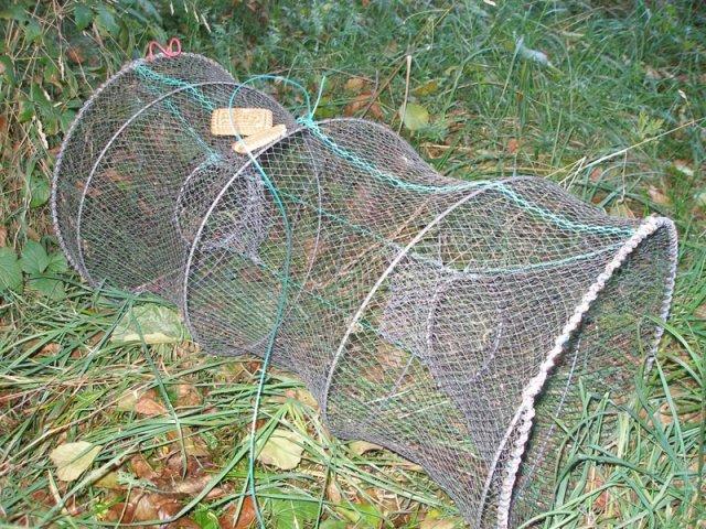 для рыбалки получи реке верша